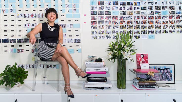Angelica Cheung: Vogue China