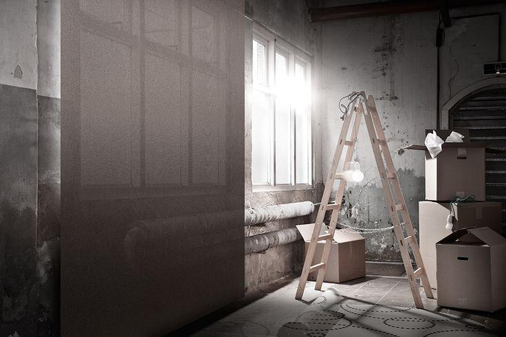 De Louverdrape® rolgordijnen zijn verkrijgbaar in polyester, Trevira CS, glasvezel of screen.