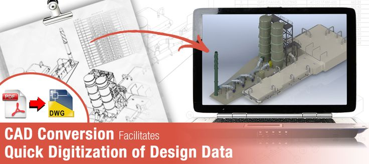 Scanning to CAD conversion gives ease in CAD model creation. It helps manufacturers & design engineers with manufacturing process information & design alteration scope.