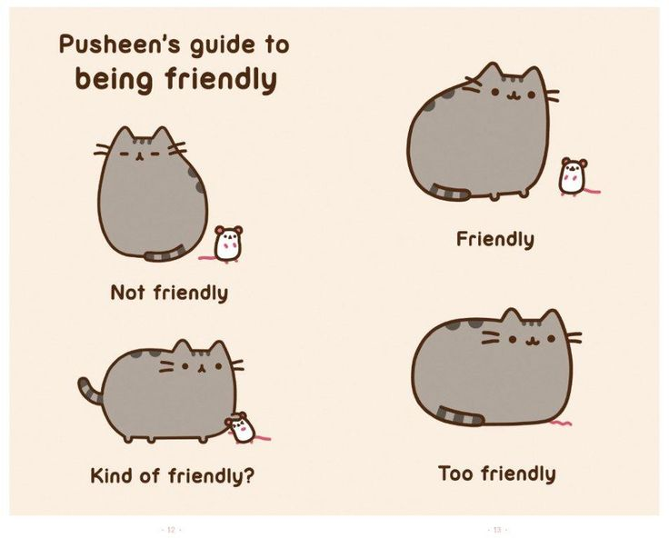 I Am Pusheen the Cat   Book by Claire Belton   Official Publisher ...