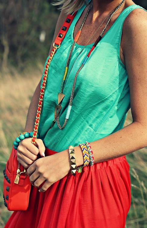 boho jewelry featuring @st_eve_jewelry