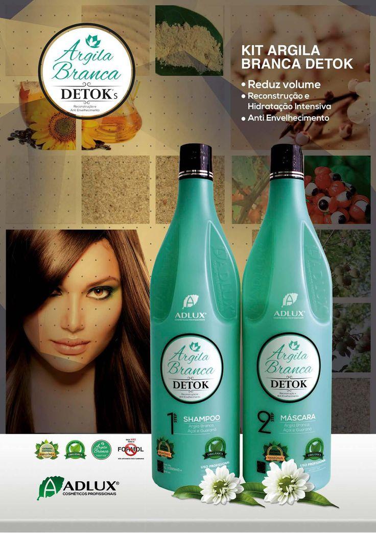 """""""produtos adlux linha profissional detoks anti envelhecimento"""""""