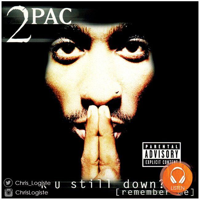2Pac - R U Still Down? [Remember Me] (1997) // un gros album de tupac sortit peu apres sa disparition tragique on retrouve ici des morceaux jamais sortis comme Open fire , I wonder if heaven got a ghetto ou encore Do for love, Hellrazor, ... #2pac #tupac #shakur #still #down #album #rap