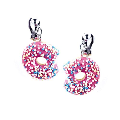 clip on earrings for kids - Google Search