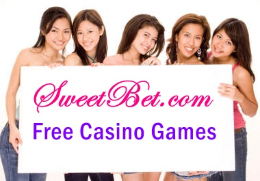 SweetBet.com is a Free Casino Games Website @ http://www.sweetbet.com