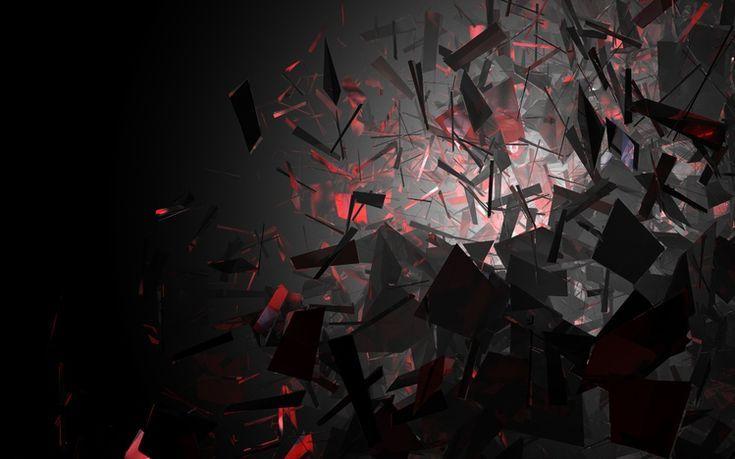 Dark Abstract Windows 10 Theme Themepack Me Red And Black Wallpaper Dark Wallpaper Red Wallpaper