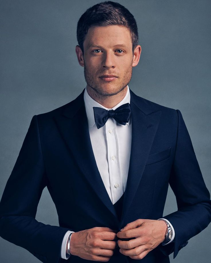 A POTENTIAL BOND 007 CANDIDATE? I think so. James Norton