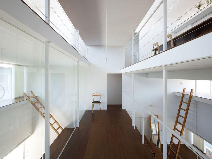 Kochi Architect's Studio, Daici Ano · Amida House · Divisare