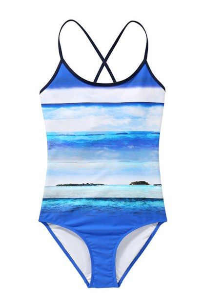 One Piece Swimsuits for Summer   Teen Vogue