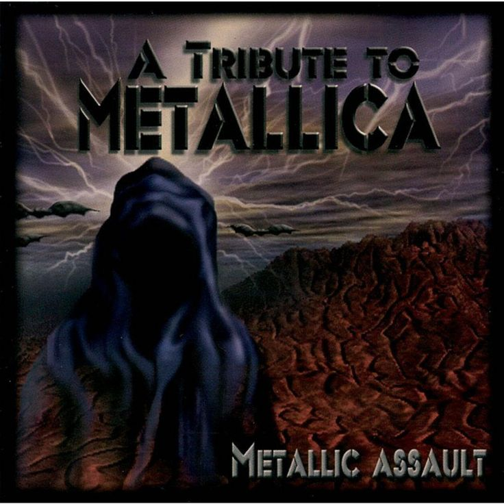 Various Artists - Metallic Assault: A Tribute to Metallica (CD)