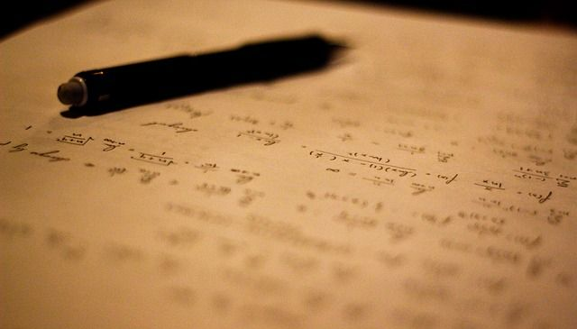 Blog: Why real mathematicians don't use numbers?