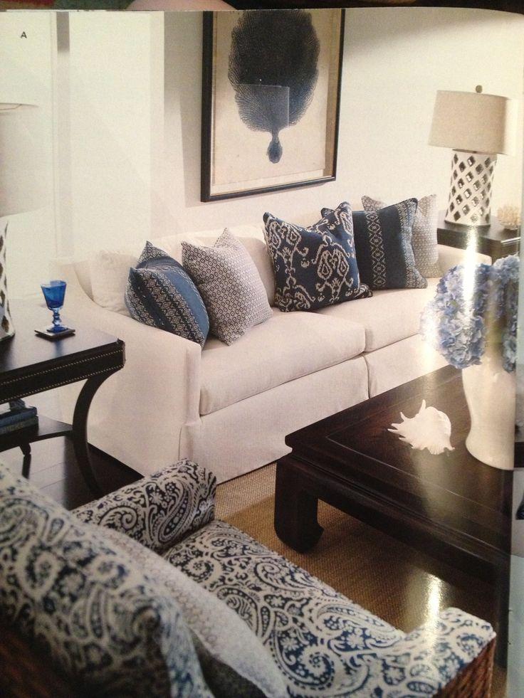 Living room -ethno colonial stil