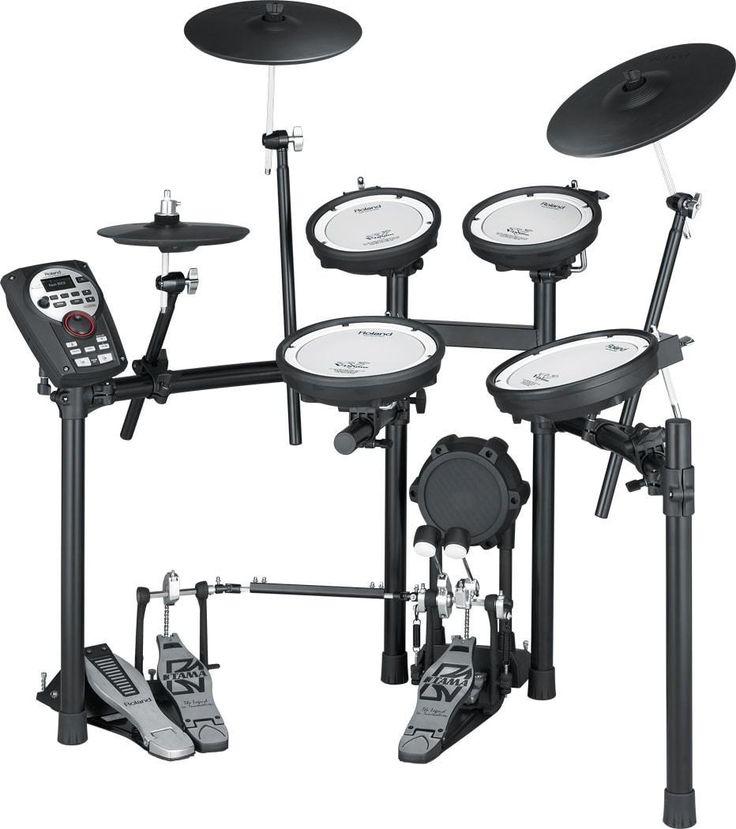 Roland TD11KV-S V-Drums Electric Drum Set