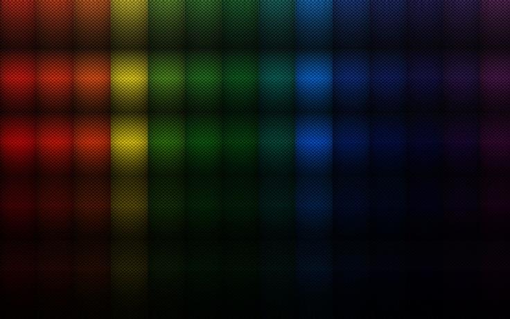 Rainbow-y Weave