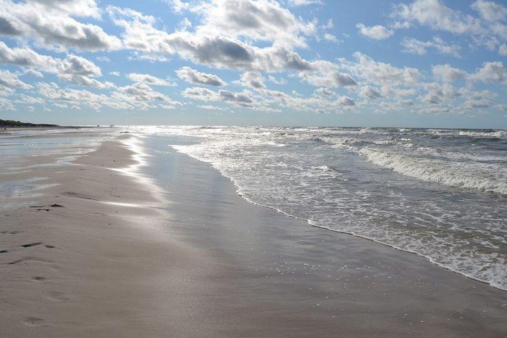 Polish Baltic coast - hidden beach