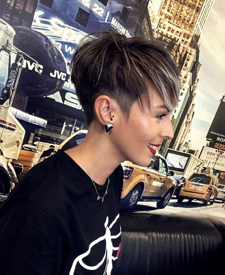 20 Schöne Kurze Frisuren, die Ihr Leben färben