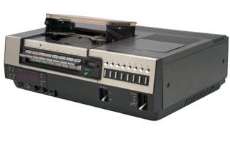 VCRs ~ Remember when the only people who had VCRs were schools, and they were monstrosities, compared to what they were even 10 years ago.  I remember being in school and several classes would spend an afternoon together watching some movie.  Fun!    .....................Please save this pin.   .............................. Because for vintage collectibles - Click on the following link!.. http://www.ebay.com/usr/prestige_online - www.remix-numerisation.fr - Rendez vos souvenirs durables…