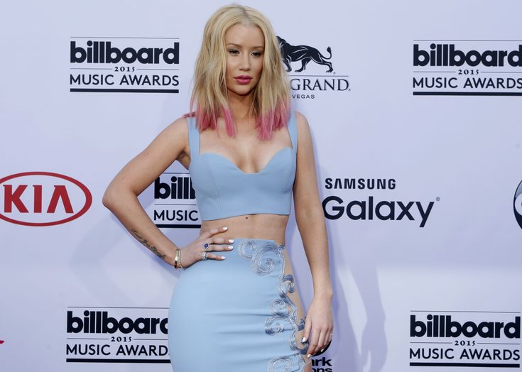 Iggy please don't get any more Cosmetic Surgery you are beautiful already! XOXO