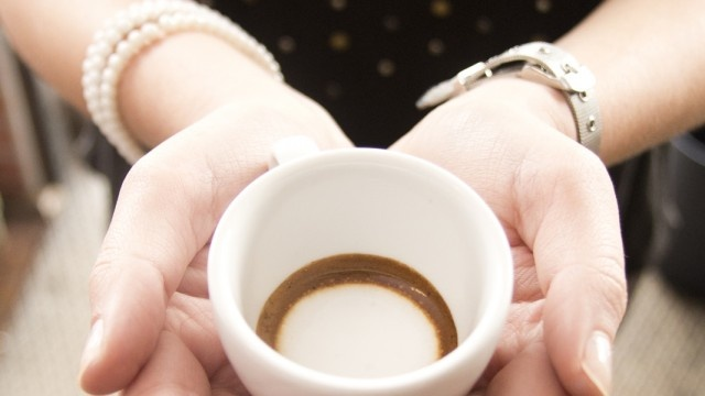 Kawiarnia Pawilon Espresso Macchiato