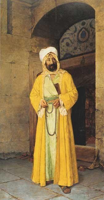 Osman HAMDİ BEY - Sanatçı Detayı - Turkish Paintings