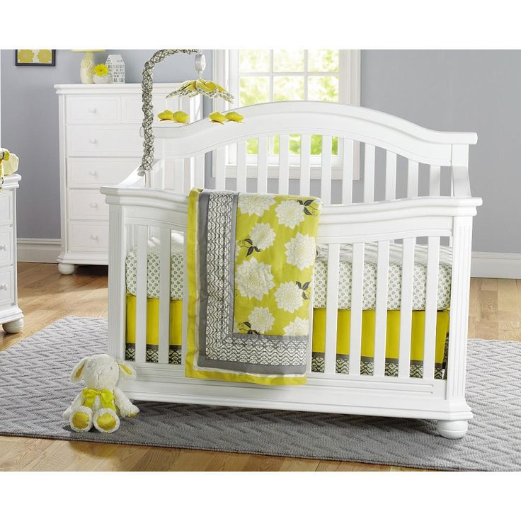 Wonderful Sorelle Vista 4 In 1 Convertible Crib Collection White From Sorelle   The  Bump
