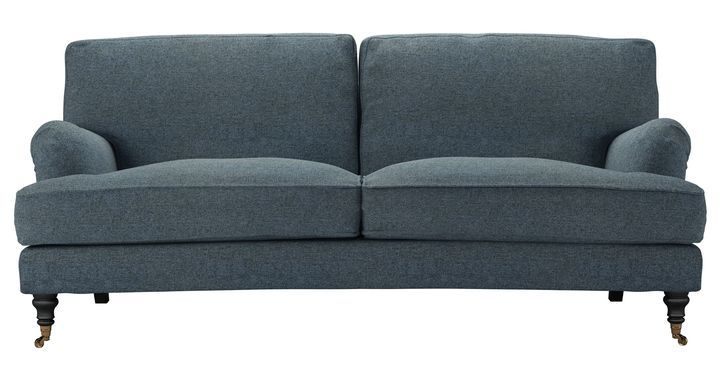 Bluebell Three Seat Sofa In St Margaret S Limited Edition Whitstable Traditional Sofa Sofa Sofa Colors