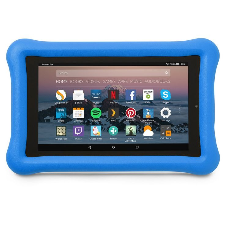 Amazon kidproof case for amazon fire 7 tablet 7th
