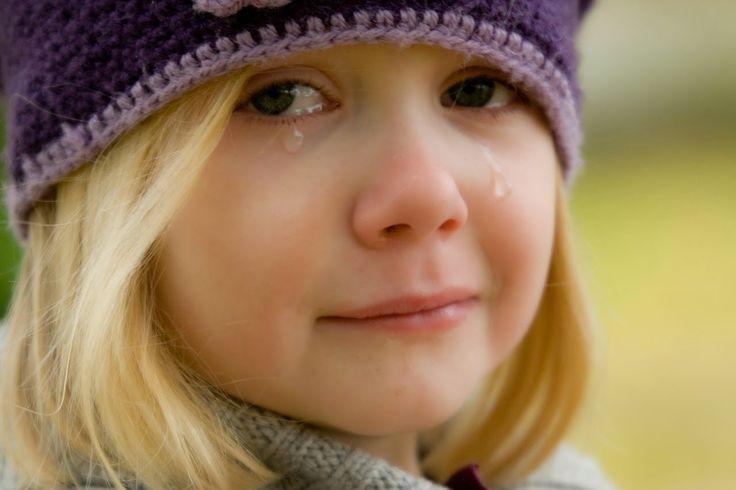 Warum man Kinder immer trösten sollte