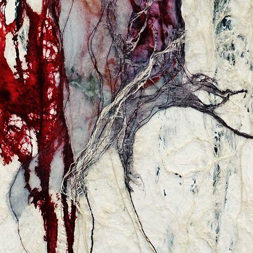 detail of Sense of Healing by Maggie Ayres