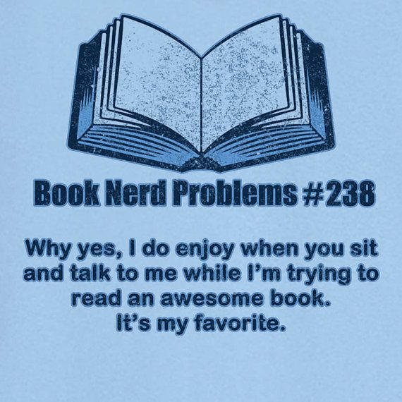Book Nerd Problem 238 Funny Graphic T-Shirt RC13066 on Etsy, $17.99