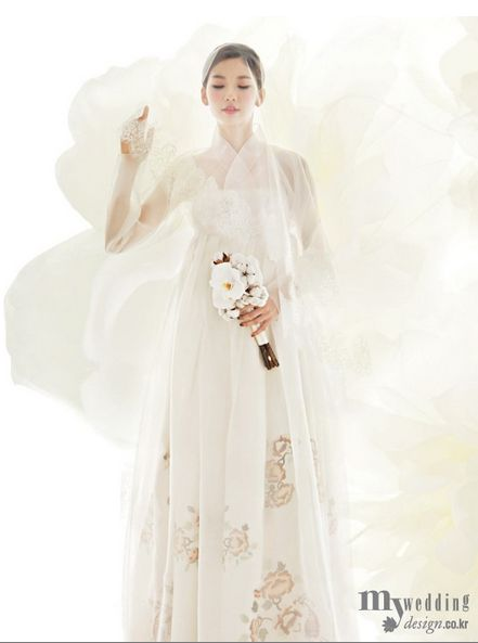 Hanbok wedding dress                                                                                                                                                                                 More