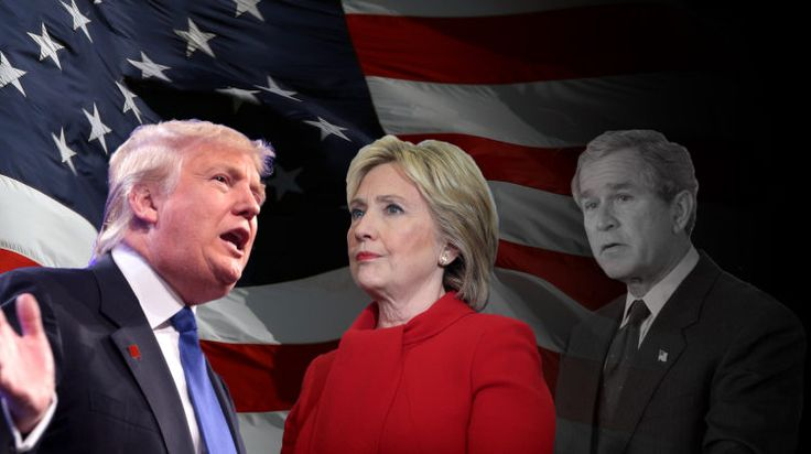 "Trump v. Clinton…and Bush | by Laura Ingraham | 5.10.16 | ""There is work to be done in this election for all those who care about the future of America. It should be glaringly apparent to any conservative or independent with common sense & minimal intelligence that Mrs. Clinton will be an absolute disaster for this country, & she must be stopped. Those of us who will be voting for Trump are willing to work with all people of good faith to stop Hillary Clinton, & reclaim American…"