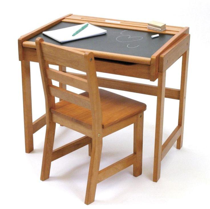 chalkboard desk student table chair kids writing desk chair set home school lipperinternational