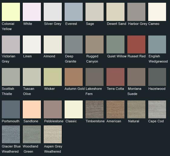 18 Best Exterior Colors Images On Pinterest