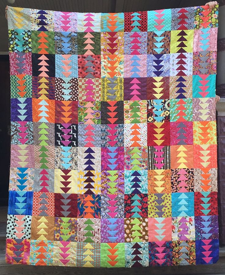 Lovely scrap quilt                                                       …                                                                                                                                                                                 More