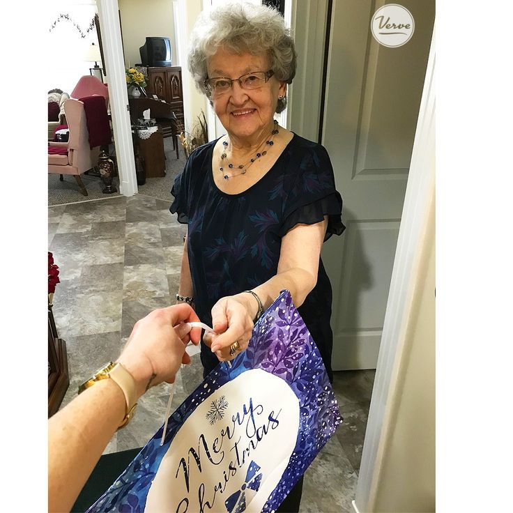 The Lloydminster & District Co-Op helped residents at Dr. James Hemstock Residence 'Spread a Little Love this Christmas' with their annual campaign.