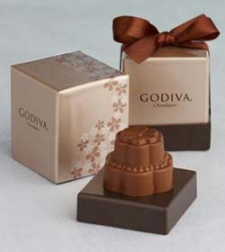 Souvenirs-para-boda_13: Chocolates Wedding Cakes, Chocolates Cakes, Godiva Chocolati, Parties Favors, Cakes Wedding, Wedding Favours, Chocolates Wedding Favors, Godiva Chocolates, Chocolates Packaging