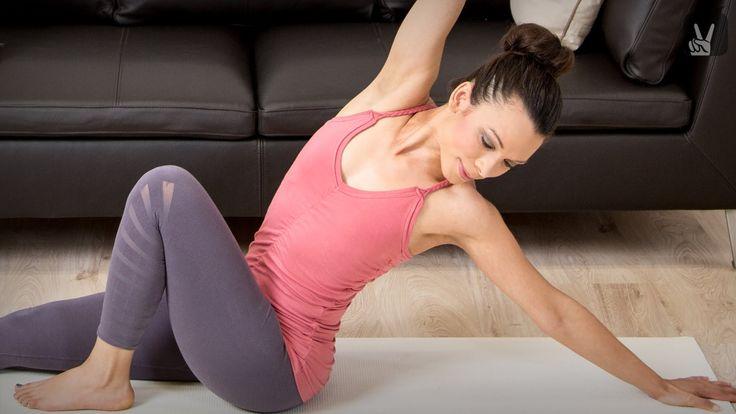 Yoga für Anfänger: Get Flexible mit Amiena Zylla