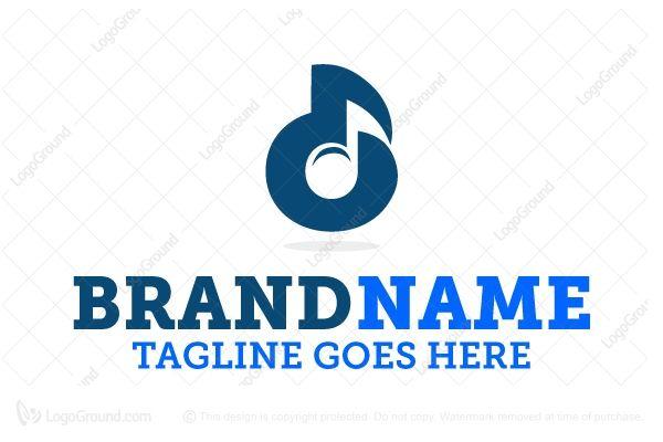 Logo for sale: Do Music Note Logo
