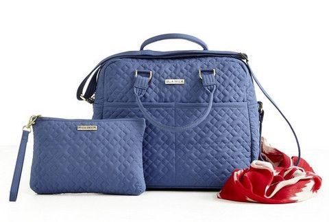 Наследие Синие сумки
