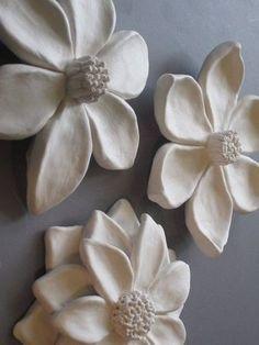 ceramic flowers - Buscar con Google
