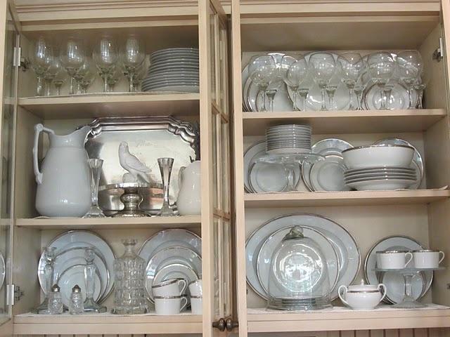 Fine china display | My House | Pinterest | China display ...