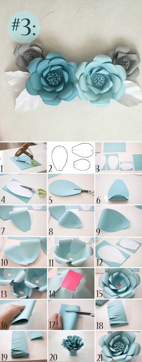 Pocket 3 tips to decorate the party room with paper that makes everyone look fascinated