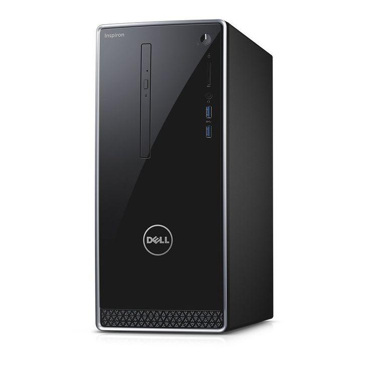 Đánh giá PC Dell Inspiron 3650-LOTMT1701206R: Hiệu năng mạnh mẽ trong tầm giá #dell #Desktop