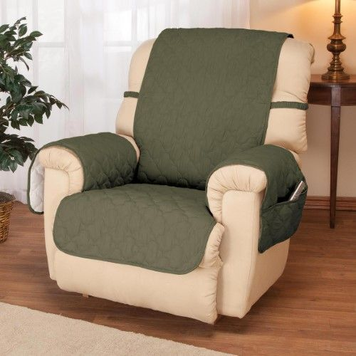 Deluxe Microfiber Recliner Cover by OakRidge ComfortsTM Green & Best 25+ Recliner cover ideas on Pinterest | DIY furniture ... islam-shia.org