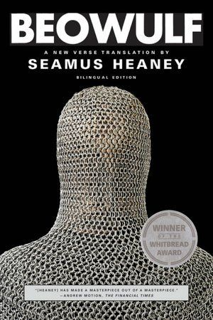 Epic adventureHeaney Translation, Old English, Book Title, Book Covers, Book Reading, Seamus Heaney, Beowulf, Book Reviews, High Schools