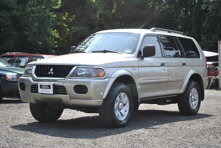2003 Mitsubishi Montero Sport http