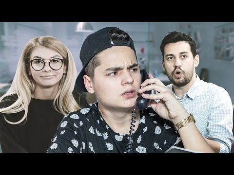 DACĂ GOOGLE AR FI OM 8 - YouTube