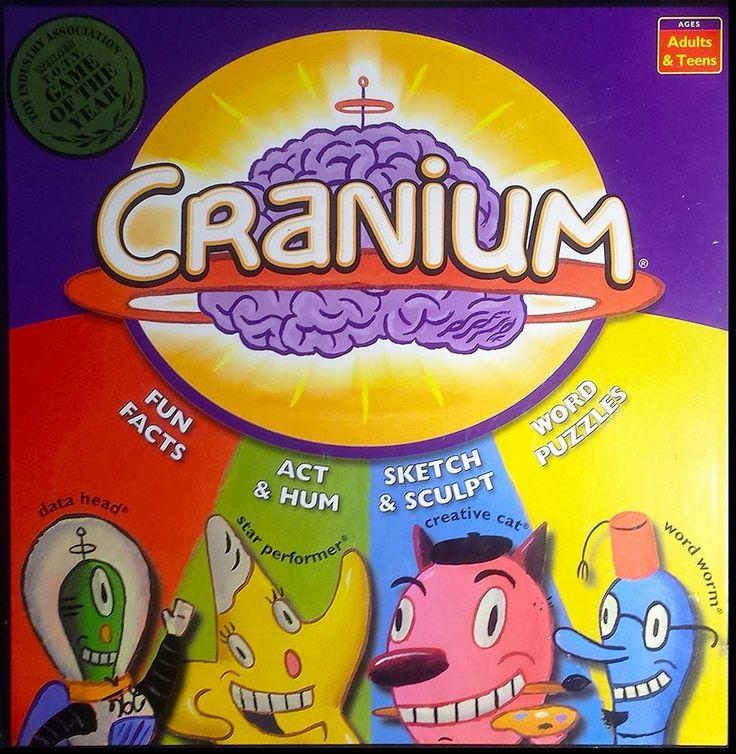 Cranium toys games cranium board game