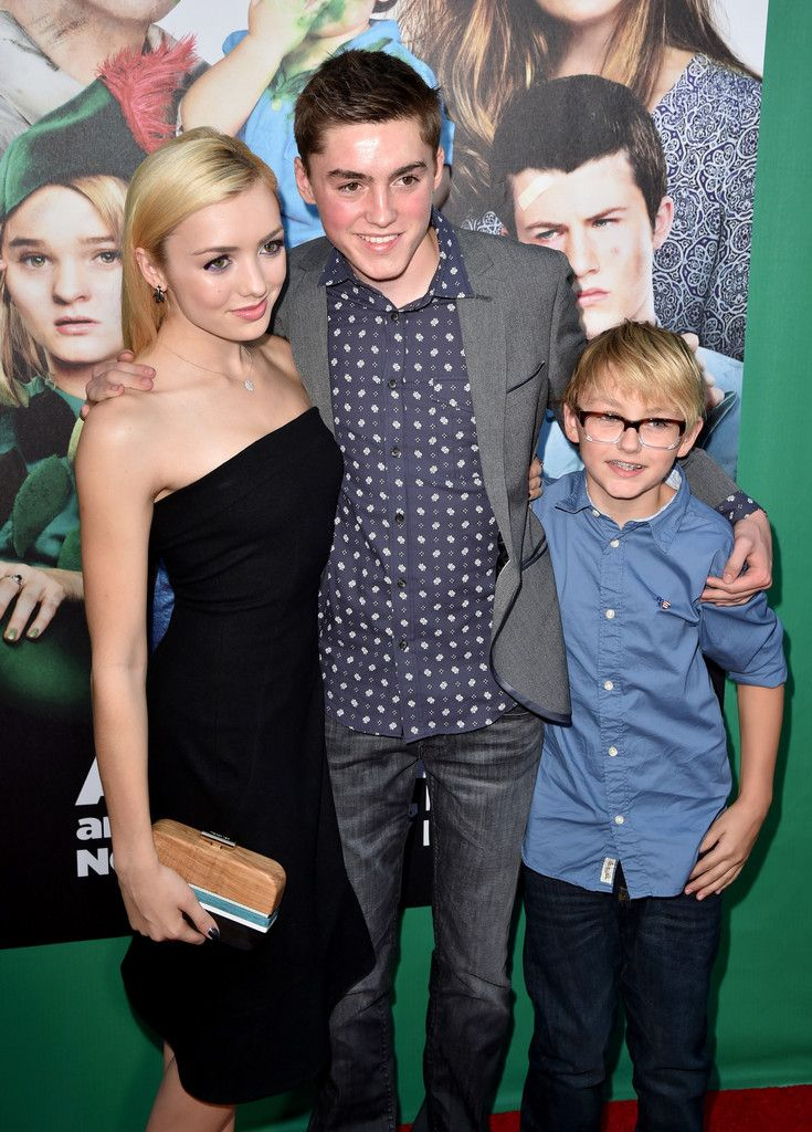 Spencer List, Peyton List, Phoenix List
